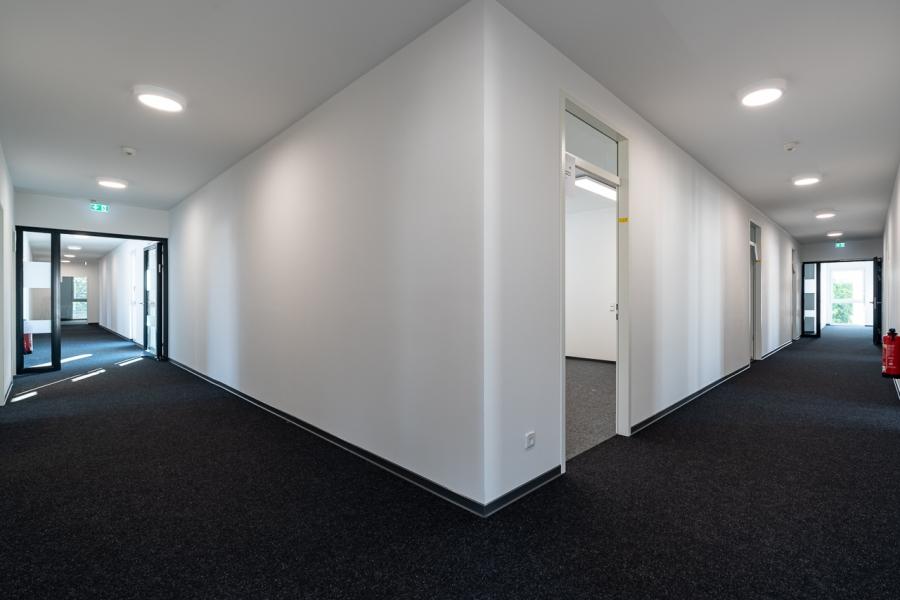 BrunnenViertel Potsdam - Büroflur