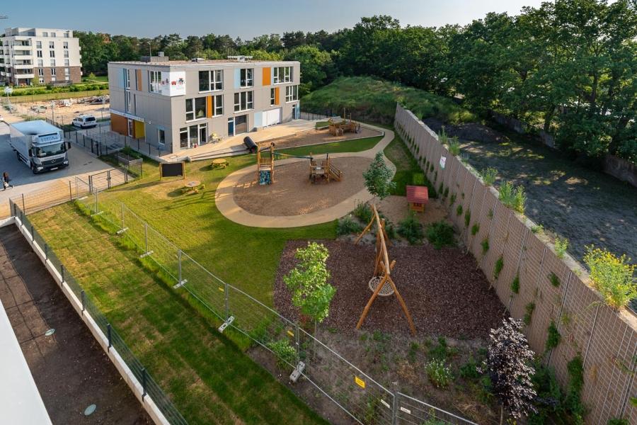 BrunnenViertel Potsdam - Neuer Kindergarten