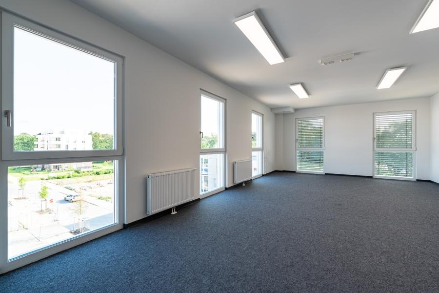 BrunnenViertel Potsdam - Innenansicht neues Büro