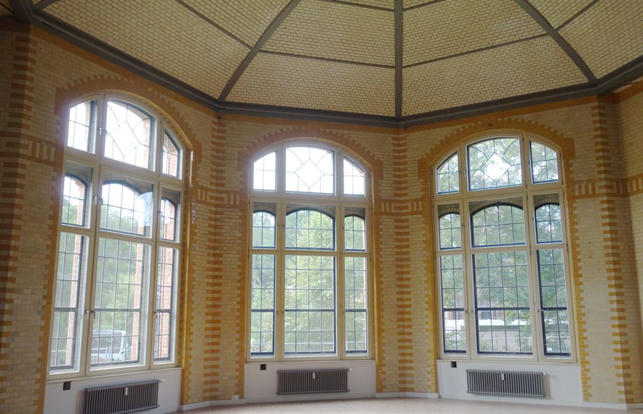 Refugium Beelitz - Innenansicht einer Mieteinheit im historischen Küchengebäude